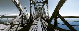 Brücke Infrarotfotografie