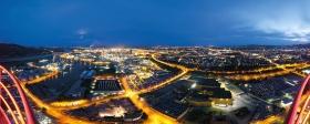 Linz Industriegebiet