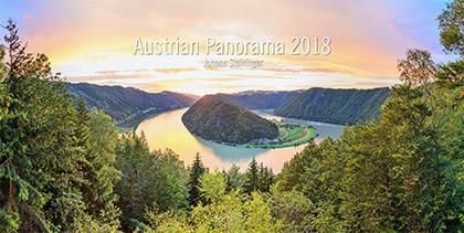 Österreich Panorama Kalender 2018