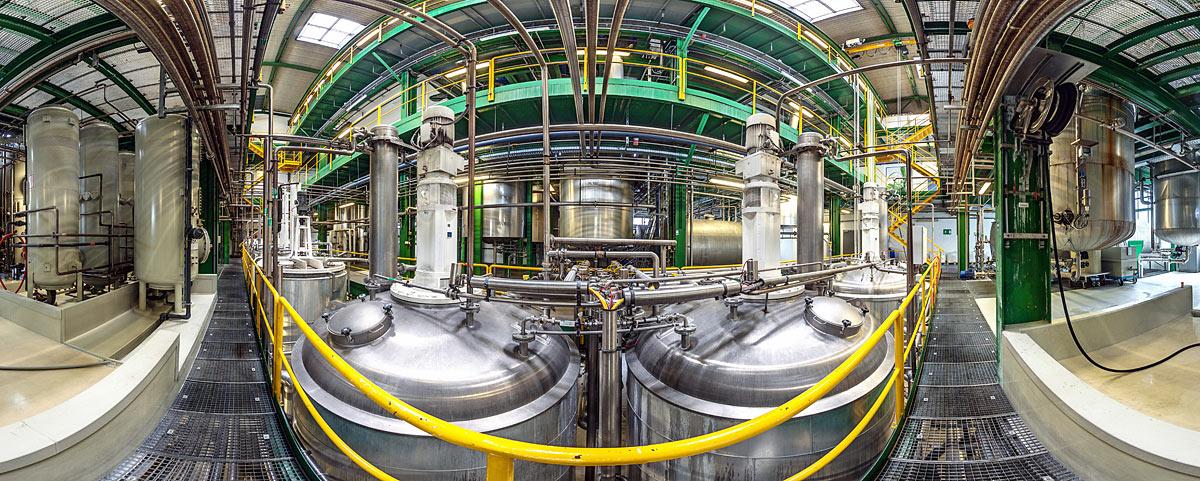 Industriefoto Fresenius