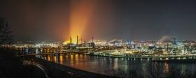 Linz Industrie Nacht