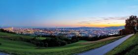 Linz vom Pfenningberg