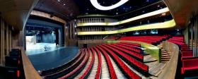 Musiktheater innen