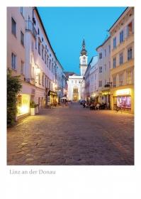 Linz an der Donau - Altstadt