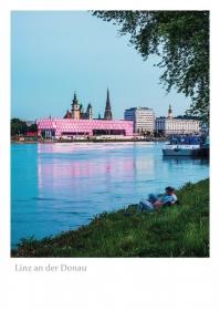 Linz an der Donau - Lentos Kunstmuseum