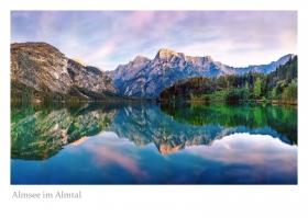 Oberösterreich - Almsee im Almtal