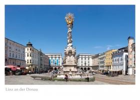 Linz an der Donau - Hauptplatz
