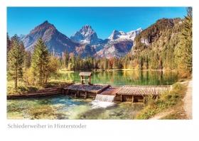 Oberösterreich - Schiederweiher in Hinterstoder