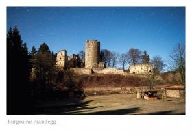 Oberösterreich - Burgruine Prandegg