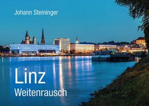 Cover: Steininger, Johann Linz - Weitenrausch